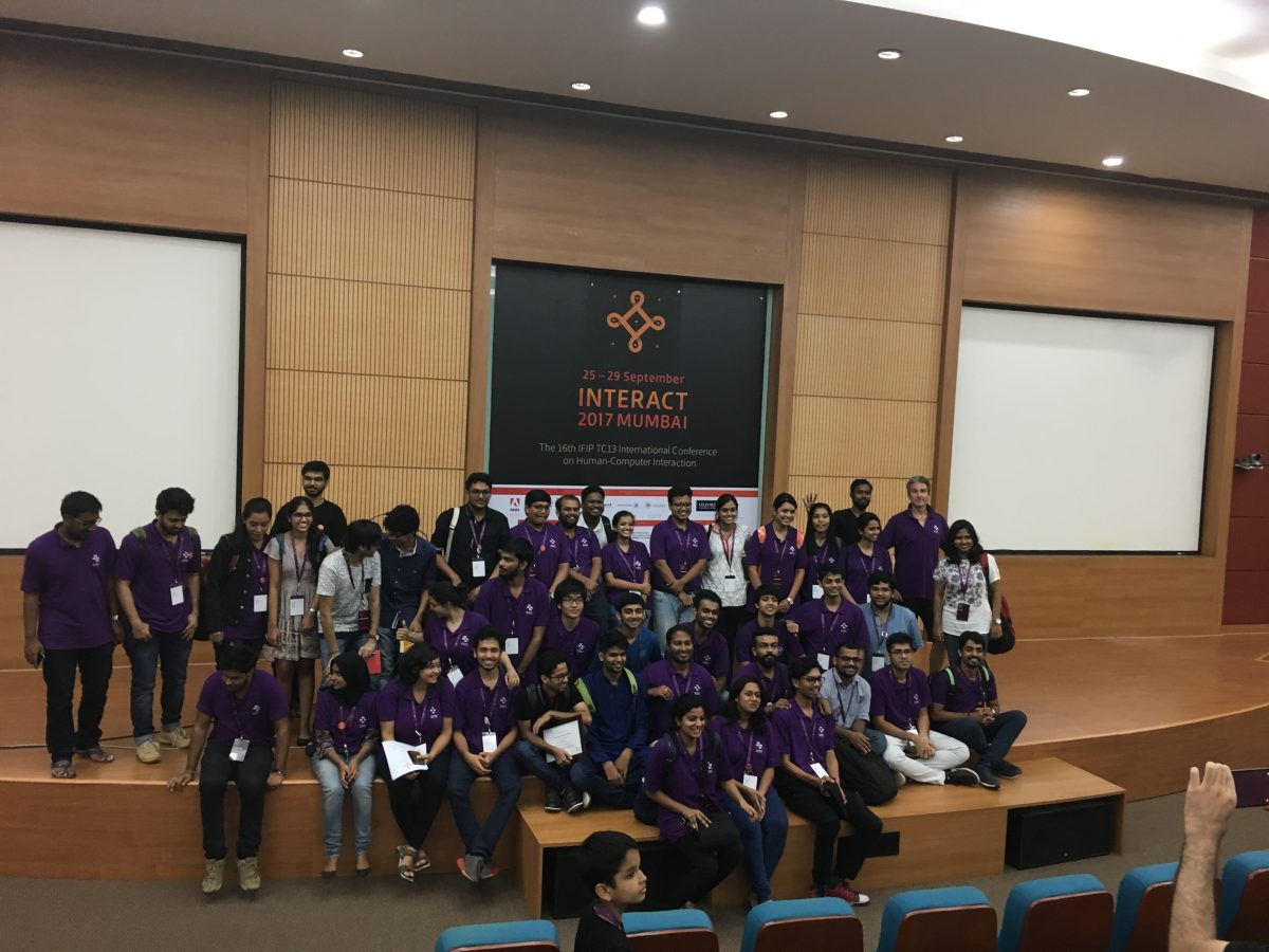 INTERACT 2017 in Mumbai – Part 2