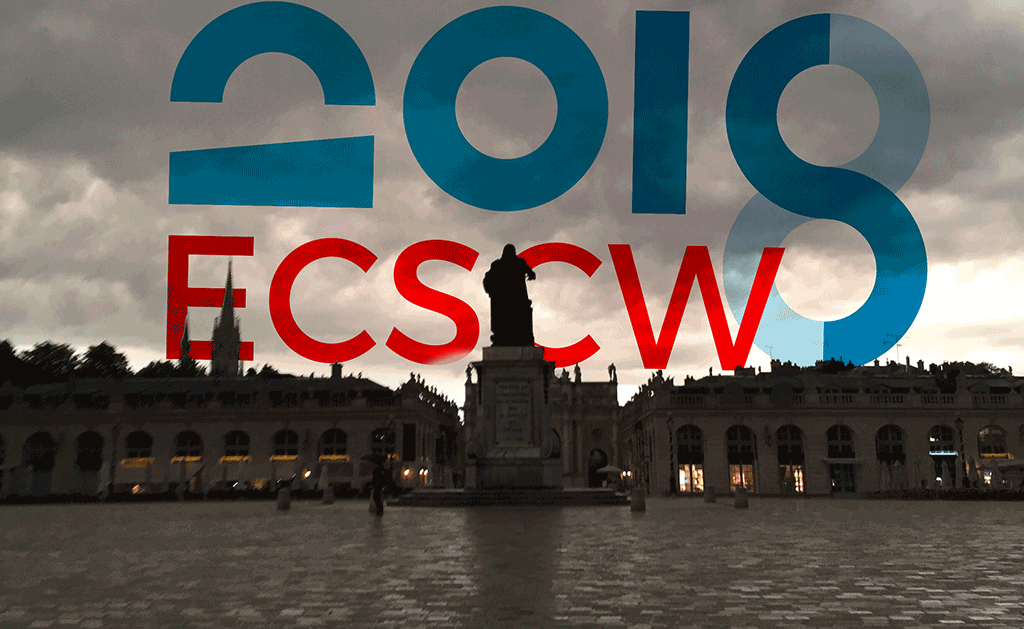 ECSCW–the Rise of the Machines?