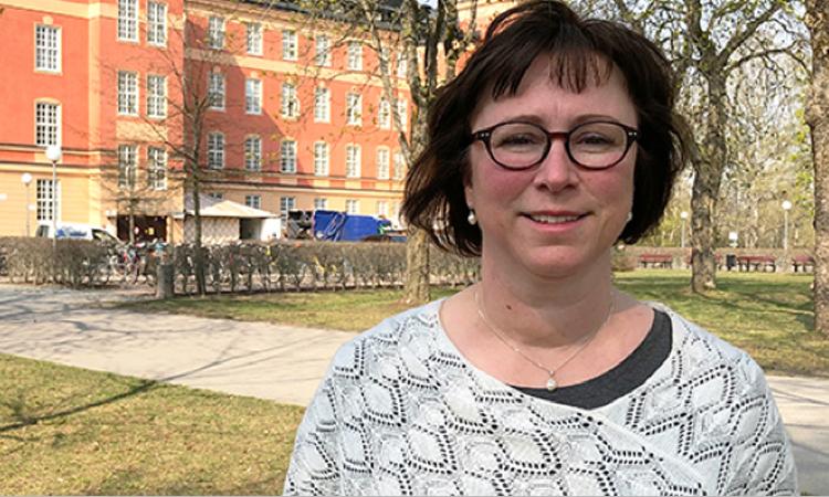 Photo of Åsa Cajander